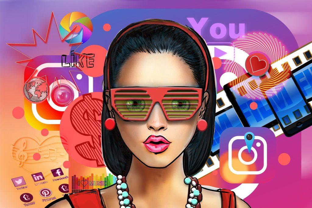 Social Media AR